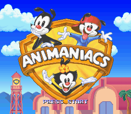 Animaniacs (U)
